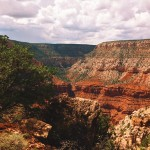 A view across Hermit Canyon