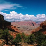 Hermit Canyon and the North Rim