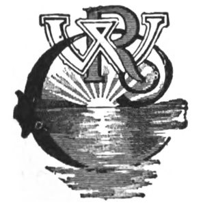 publishing company logo from old book