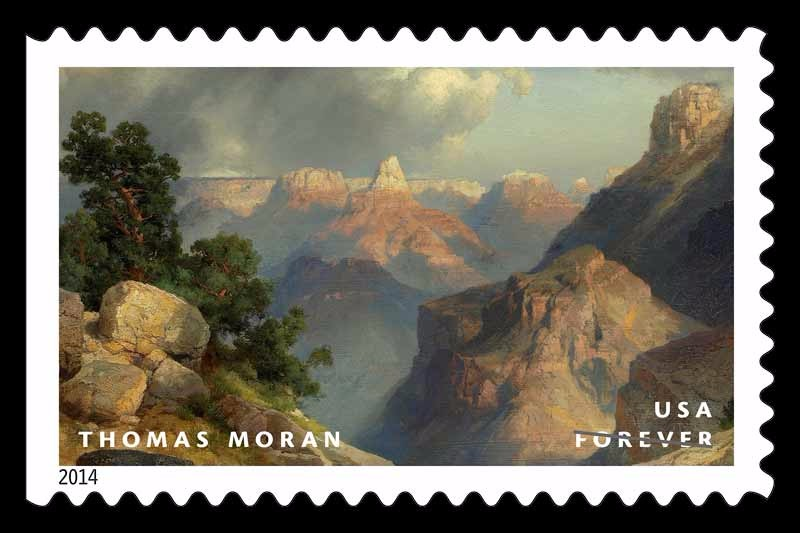 2014-thomas-moran-gc-stamp